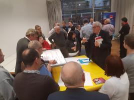 Engagierte Diskussionen für ein Europa, das begeistert