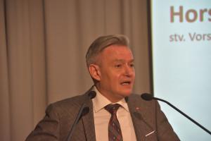 Spitzenkandidat für den Landtag: Horst Arnold, MdL