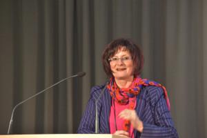 Spitzenkandidatin für den Bezirkstag: Christa Naaß, MdL a. D.