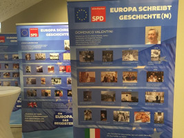 """Die Ausstellung """"Europa schreibt Geschichten"""""""