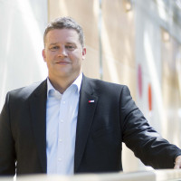Carsten Träger, Vorsitzender der SPD Mittelfranken